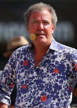 Foto: Jeremy Clarkson, presentador de 'Top Gear', indigna a Argentina (GETTY)