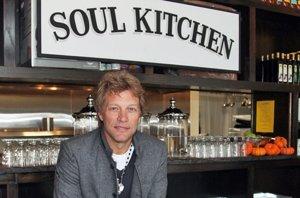 Foto: Bon Jovi y su 'Soul Kitchen', el restaurante en el que pagas la voluntad (JOHN W. FERGUSON)