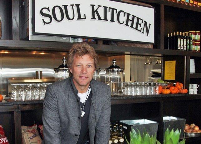 La faceta más solidaria de Bon Jovi