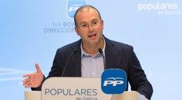 """Foto: El PPdeG rechaza """"contradecir"""" acciones judiciales y espera que Acebes dé explicaciones (PPDEG)"""