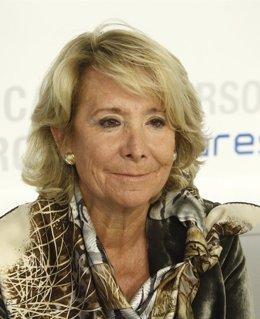 Foto: Aguirre exigirá la declaración de bienes e ingresos para integrar sus listas (EUROPA PRESS)
