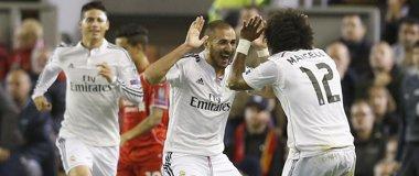 Foto: Huracán Real Madrid (PHIL NOBLE / REUTERS)