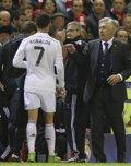 """Foto: Ancelotti: """"He cambiado a Cristiano sin preguntarle nada"""" (PHIL NOBLE / REUTERS)"""