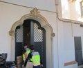 Foto: Registros de la investigación a Oleguer Pujol, en Barcelona, Madrid y Melilla (EUROPA PRESS)