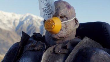 Foto: El Hobbit inspira el vídeo de seguridad aérea más épico de la historia (YOUTUBE)