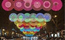 Foto: Las luces navideñas se encenderán el 28 de noviembre (EUROPA PRESS/AYUNTAMIENTO DE MADRID)