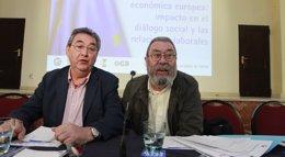 Foto: Méndez niega enriquecimientos personales en UGT-A y valorará tomar decisiones tras las declaraciones (EUROPA PRESS)