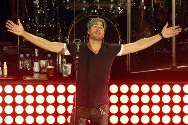 Foto: Enrique Iglesias, Mejor Artista Español en los MTV EMA 2014 (NOTIMEX)