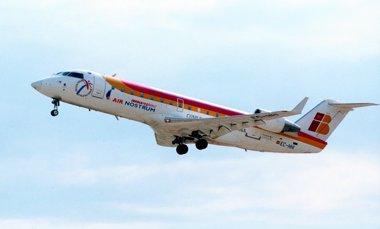 Foto: Air Nostrum amplía este invierno las frecuencias Madrid-Santander (EUROPA PRESS)