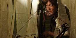 Foto: La brutalidad de The Walking Dead vuelve a Daryl vegetariano (AMC)