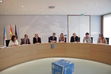 Foto: Aprobada la norma que sancionará a concesionarias de la Xunta si incumplen la calidad del servicio (XUNTA/Photographer: xoán crespo)