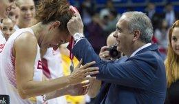 "Foto: Sáez: ""Reafirman nuestra apuesta por el baloncesto femenino"" (ALBERTO NEVADO)"