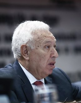 Foto: Margallo pide al Polisario una solución para la española retenida en Tinduf (EUROPA PRESS)