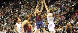 Foto: El Barça se reconcilia con el Mediolanum (HTTP://WWW.EUROLEAGUE.NET/)