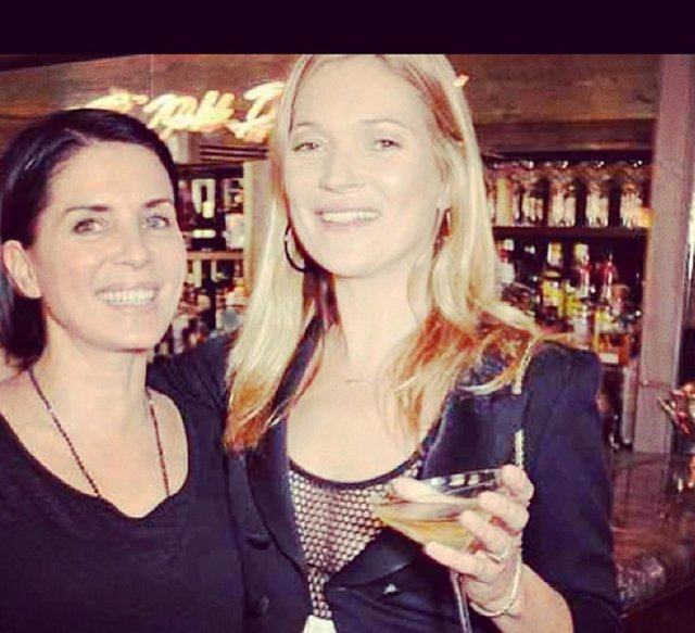 Foto: ¿Sabes en qué copa se toma el champagne? Kate Moss ya tiene la suya (CORDON)