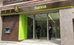 Foto: (Ampliación) Bankia gana 696 millones hasta septiembre, un 53,9% más (EUROPA PRESS)