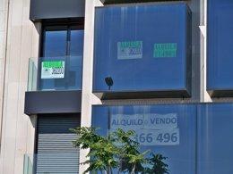 Foto: El precio medio del alquiler crece en Baleares un 1,3% en septiembre (EUROPA PRESS)