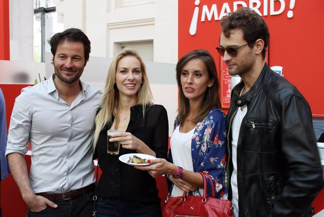 Foto: Mercado de Sabores, una experiencia única y gastronómica en Madrid (EUROPA PRESS)