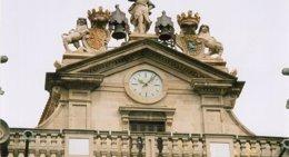 Foto: La madrugada del próximo domingo se retrasarán los relojes para volver al horario de invierno (EUROPA PRESS/AYUNTAMIENTO DE PAMPLONA)