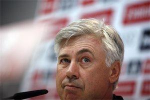 Ancelotti deja caer 'una sorpresa en la alineación'