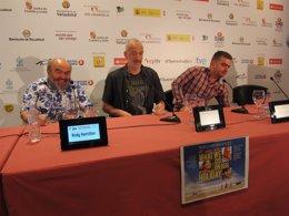 Foto: Padres e hijos con papeles cambiados, toque de humor en la Seminci (EUROPA PRESS)