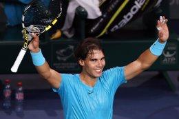 """Foto: Nadal renuncia al Masters 1.000 de París por """"razones personales"""" (REUTERS)"""