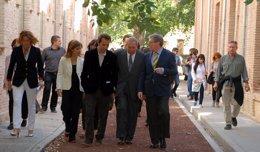 """Foto: Juan Navarro Baldeweg espera que la ampliación del Museo de Arte Abstracto Español de Cuenca se retome """"pronto"""" (EUROPA PRESS/UCLM)"""
