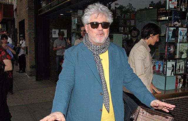Foto: Pedro Almodóvar niega vía comunicado su vinculación con el caso Pujol (GETTY)
