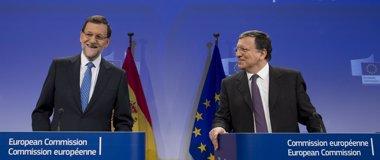 """Foto: Rajoy censura a Mas que insista en su """"viaje hacia la Edad Media"""" (WWW.LAMONCLOA.GOB.ES)"""
