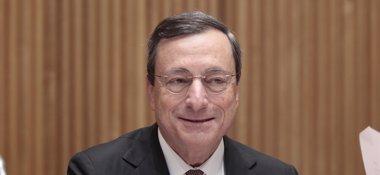 """Foto: Draghi pide a la UE más esfuerzos para evitar """"recaída en la recesión"""" (EUROPA PRESS)"""