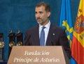 Foto: Felipe VI avisa que ciudadanos y instituciones tán sometíos por igual a la llei (RTVE)