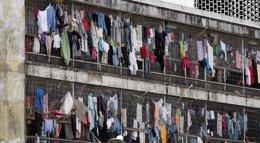 Foto: Al menos cuatro reclusos muertos en un intento de fuga en la cárcel de Najayo (COLPRENSA)