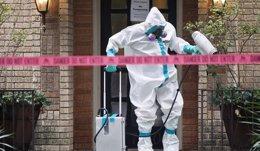 Foto: El Ejército de EEUU empieza a entrenar a su equipo de respuesta rápida ante el ébola (REUTERS)