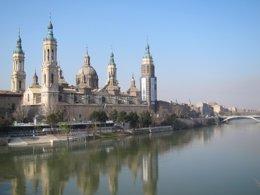 Foto: II Peregrinación Universitaria a la Basílica del Pilar de Zaragoza (EUROPA PRESS)
