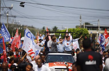 Foto: Brasil vive sus elecciones más reñidas desde la restauración de la democracia (REUTERS)