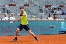 Foto: Ferrer torna a caure amb Murray i es complica en el seu camí a Londres (EUROPA PRESS)