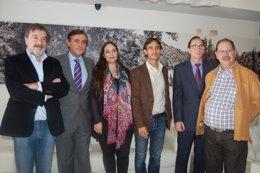 Foto: El moralo Pablo Jiménez García gana el Premio Leonor de Poesía de la Diputación de Soria (DIPUTACIÓN DE SORIA)