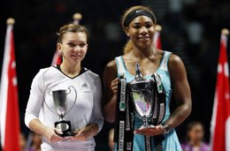 Foto: Serena Williams revalida su título de maestra (EDGAR SU / REUTERS)