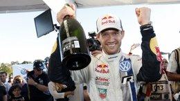 Foto: Ogier gana en Catalunya y revalida el título (WRC)
