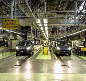Foto: Economía/Motor.- La parada de Citroën Vigo de esta semana afectará al 43% de la producción de la industria auxiliar (EUROPA PRESS)