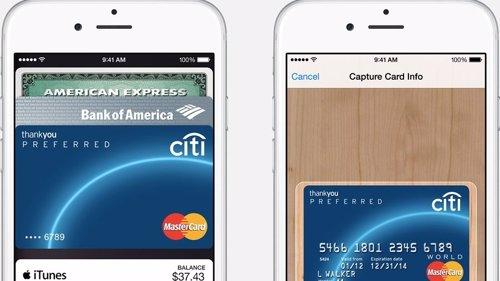 Apple pretende aumentar la utilidad del chip NFC en el iPhone 6