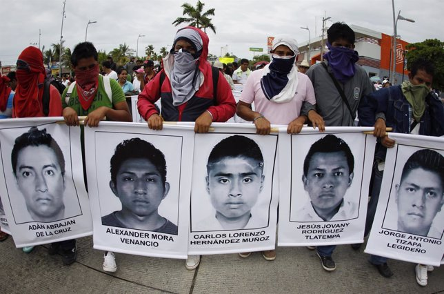 43 students disappeared mexico