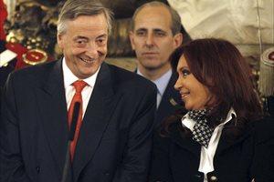 Néstor Kirchner, el presidente que sacó a Argentina del corralito