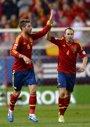 Foto: Iniesta, Ramos y Diego Costa, finalistas al FIFA Balón de Oro