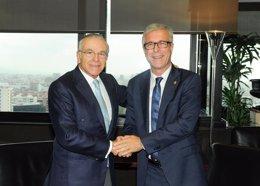 Foto: CaixaBank, socio oficial de los Juegos Mediterráneos de Tarragona (AYTO.TARRAGONA)