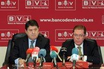 José Luis Olivas y Domingo Parra