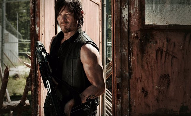 The Walking Dead: ¿Quién se esconde con Daryl?