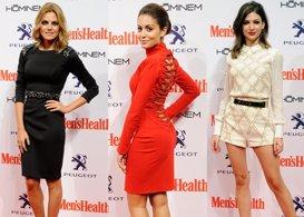Hiba Abouk acapara las miradas en la alfombra roja de los Premios Mens Health