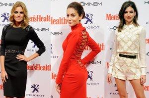 Foto: Hiba Abouk acapara las miradas en la alfombra roja de los Premios Men's Health (EUROPAPRESS )