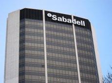 Foto: Banc Sabadell guanya 265,3 milions fins al setembre, un 42,5% més (EUROPA PRESS)